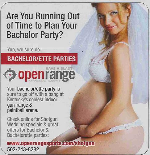 pregnantbride