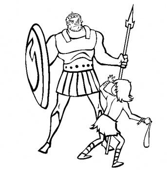 David vs Goliath – Pocket Sized Pastor*   343 x 350 jpeg 39kB