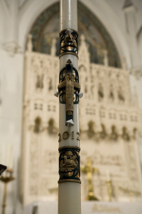 2012 Paschal Candle