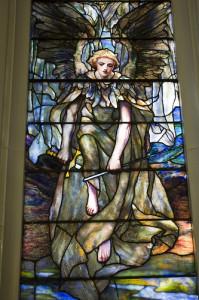 Advent Lutheran Church, window