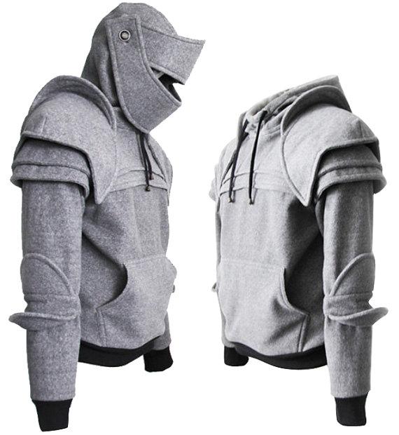 Armored Hoodie