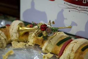 Advent's King Cake
