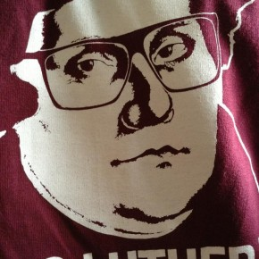 Hipster Luther