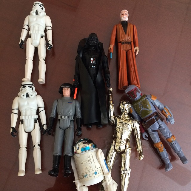 Star Wars Original Action Figures