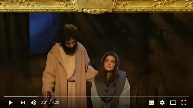 Found to Be: Joseph (Jesus' Dad) and Silence