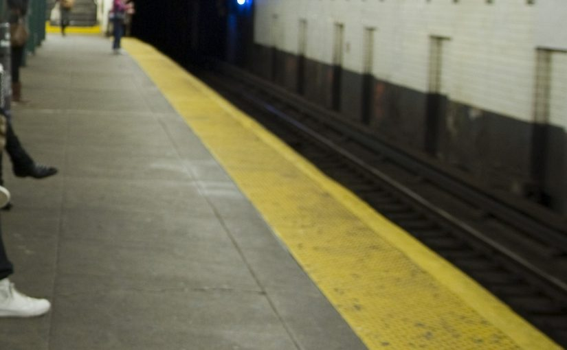 Behind the Yellow Line: Jesus and the Unforgivable Sin